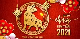 Horóscopo chino 2021