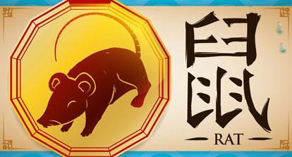 Horóscopo chino 2021 Rata