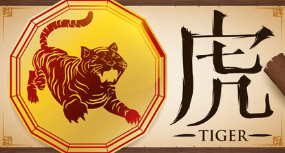 Horóscopo chino 2021 Tigre